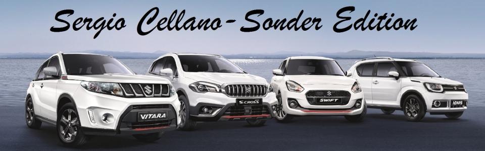 Sergio Cellano Sonder Edition